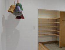 玄関土間続きのシューズクローク:福岡・北九州のハウスメーカー株式会社イコーハウス