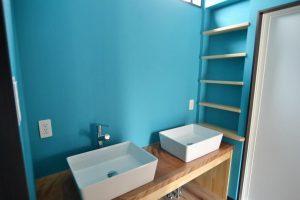 洗面台:福岡・北九州のハウスメーカー株式会社イコーハウス