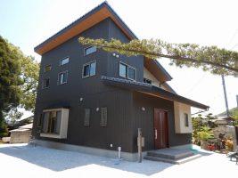 和モダンの家:北九州のハウスメーカーイコーハウス