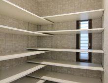 小倉南区新築注文住宅 パントリー:福岡・北九州のハウスメーカー株式会社イコーハウス