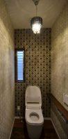 小倉南区新築注文住宅 トイレ内装:福岡・北九州のハウスメーカー株式会社イコーハウス