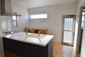 広々したキッチン:福岡・北九州のハウスメーカー株式会社イコーハウス