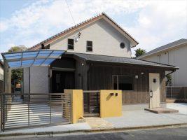 一戸建て新築注文住宅外観:福岡・北九州のハウスメーカー株式会社イコーハウス
