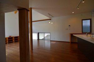 リビング・ダイニング・キッチン:福岡・北九州のハウスメーカー株式会社イコーハウス