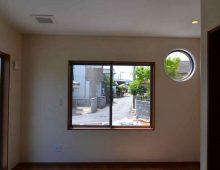 和室・畳・フローリング・丸窓:福岡・北九州のハウスメーカー株式会社イコーハウス