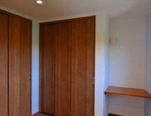 寝室・収納・造り付け机:福岡・北九州のハウスメーカー株式会社イコーハウス