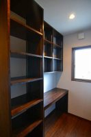 書斎スペース:福岡・北九州のハウスメーカー株式会社イコーハウス