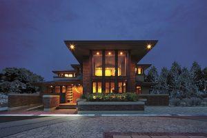北九州市イコーハウス個性的なハイクラス戸建て新築注文住宅外観 オーガニックハウスブランド