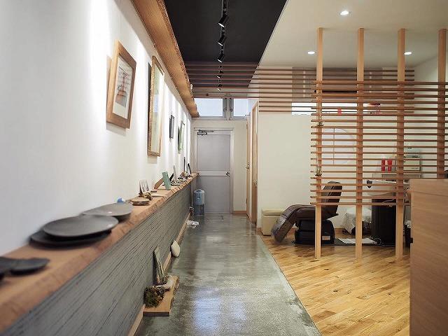 北九州市小倉 ヘアサロン店舗デザイン