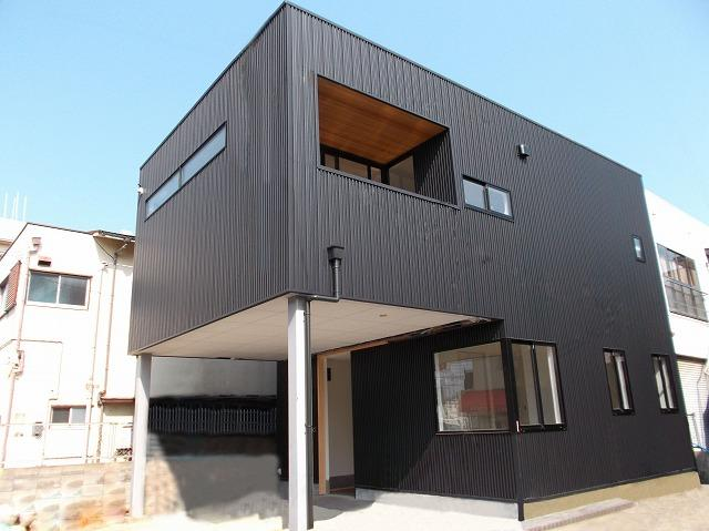 リノベーション住宅外観施工例:福岡・北九州のハウスメーカー株式会社イコーハウス