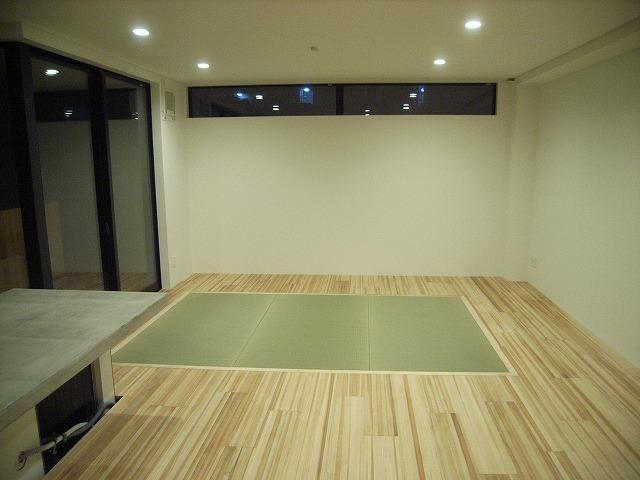 畳スペースのある2階LDK施工例:福岡・北九州のハウスメーカー株式会社イコーハウス