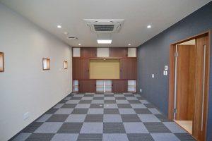 オフィス木造新築 内装インテリア 遠賀町