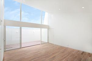 大窓のデザイン住宅 中間市 北九州市イコーハウス施工新築