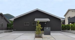 平屋戸建て新築注文住宅 北九州市小倉 イコーハウス