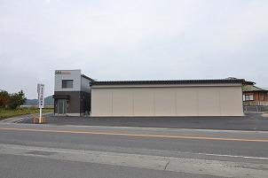 事務所・倉庫建築 北九州市イコーハウス施工新築
