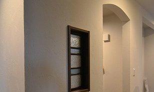 北九州 調湿清浄効果のある漆喰壁 オーガニックハウス:福岡・北九州のハウスメーカー
