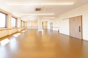 北九州市若松 整形外科クリニック建築 リハビリ室