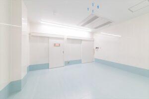 北九州市若松 整形外科クリニック建築 手術室