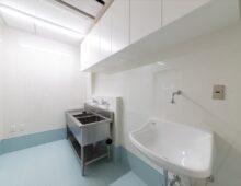 北九州市若松 整形外科クリニック建築 手術準備室