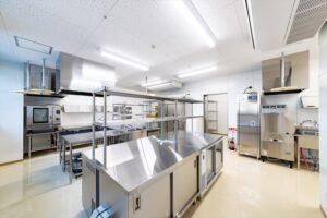 北九州市若松 整形外科クリニック建築 厨房